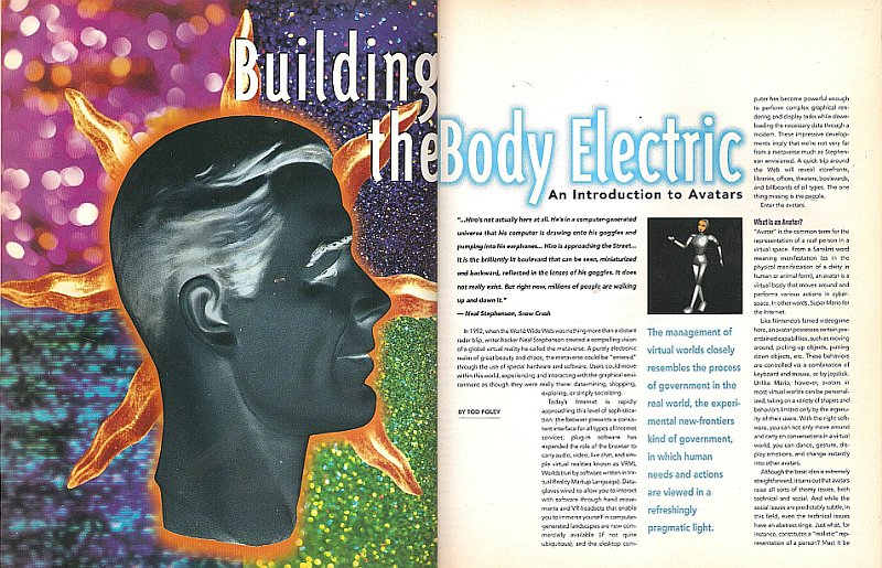 Building the Body Electric