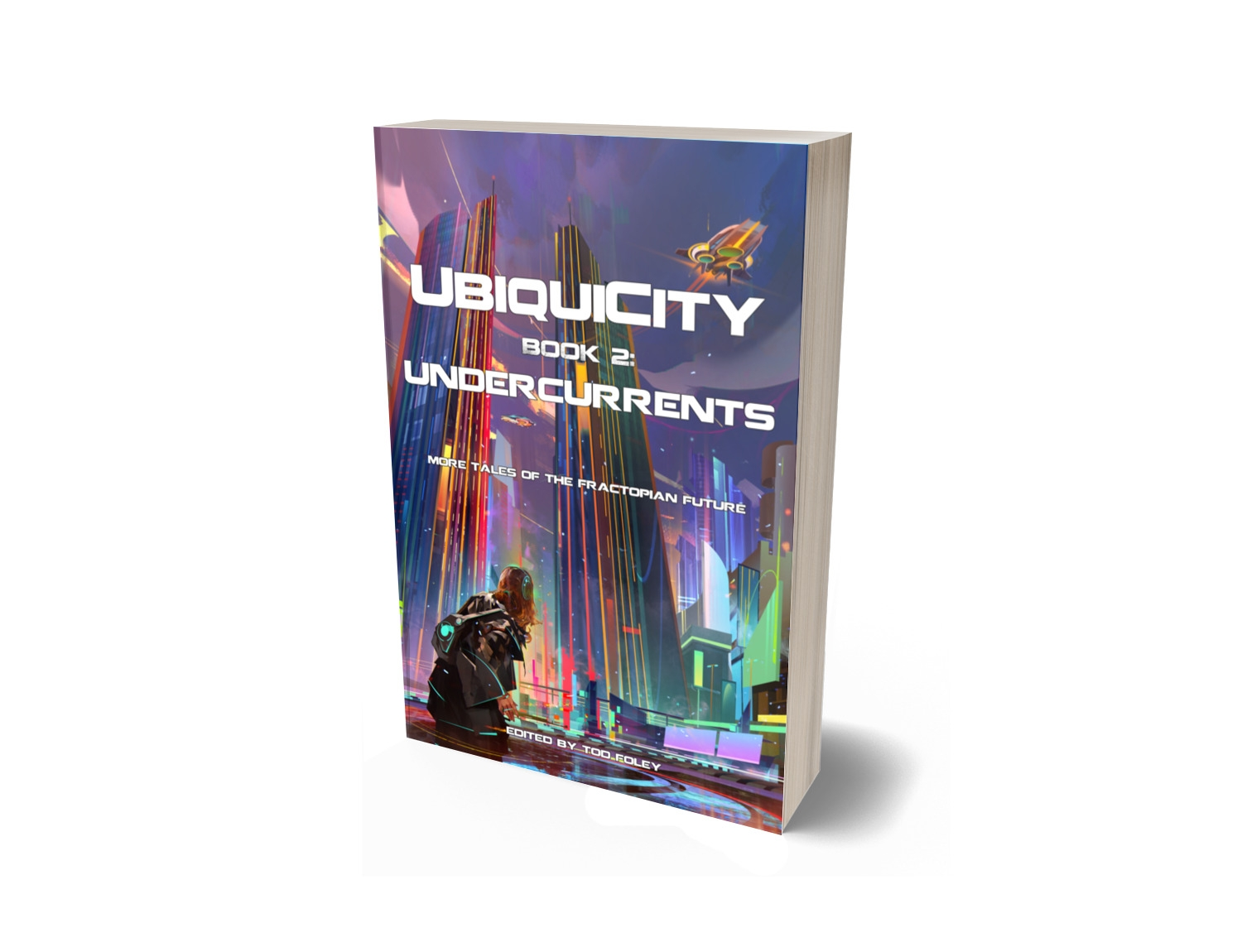 UbiquiCity Book 2 – Now Available!