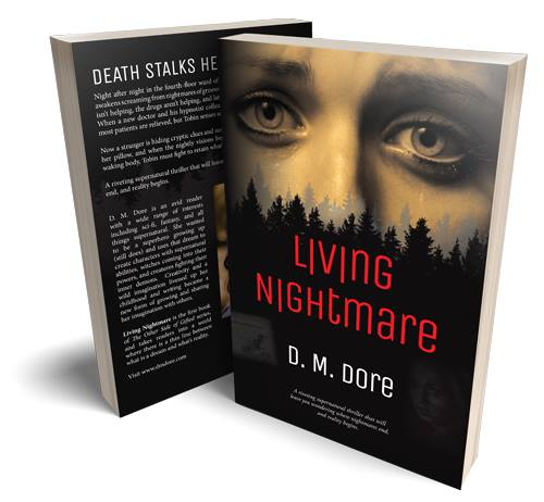 """""""Living Nightmare"""" – now available!"""